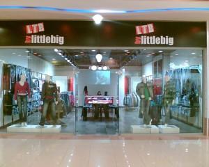 Магазин LTB в ТРЦ Гудвин, город Тюмень